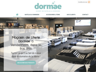 Dormae, expert en matelas et sommiers en Alsace