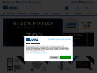 Livea : leader européen en vente de sanitaires