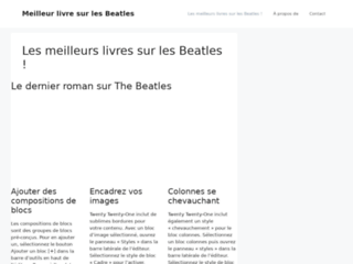Livre-beatles.fr