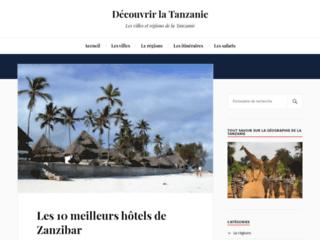 Découvrir la Tanzanie