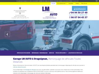Garage LM AUTO à Draguignan