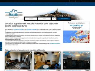 Détails : Locamarseille, location d'appartement meublé à Marseille