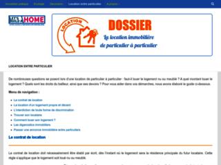 Détails : Location entre Particulier - Locapar.fr