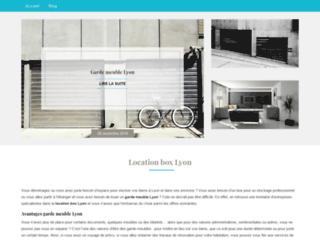 Tout savoir sur la location box à Lyon