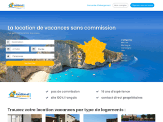 Détails : L&V locations vacances, locations de vacances