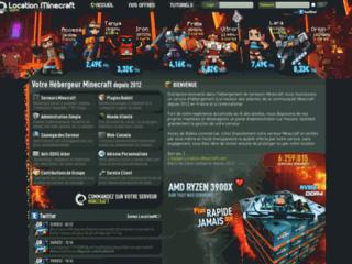 Détails : Location Minecraft : serveur gratuit