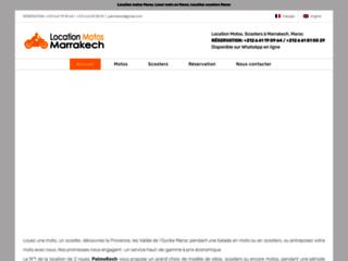 Location Motos Marrakech