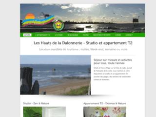 Détails : Location Studio et appartement T2 Tharon-Plage