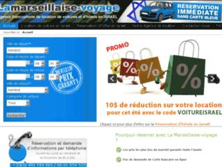 Détails : Location Voiture Israël - Agence francophone La Marseillaise Voyage