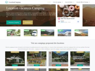 Détails : Location vacances camping