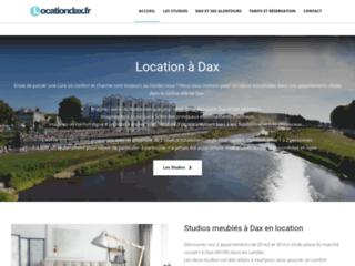 Détails : Des appartements meublés à Dax