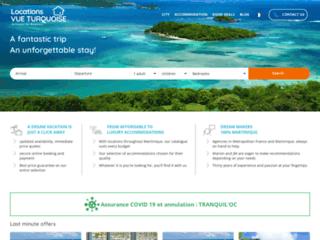 Locations Vue Turquoise : agence pour la location de vacances en Martinique