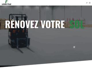 Détails : Pour votre confort choisissez les dalles PVC Lock-tile