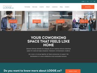 Détails : LODGE.co, votre centre de coworking à Bruxelles