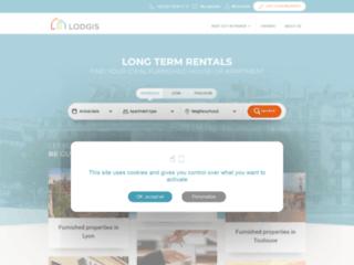 Détails : Lodgis: la location de meublés en province