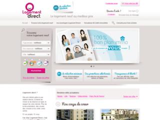 Appartement neuf à tarif réduit avec Logement Direct