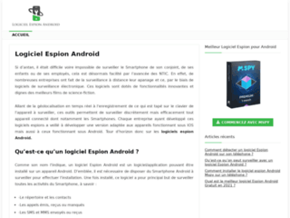 Les meilleurs logiciels espions Android