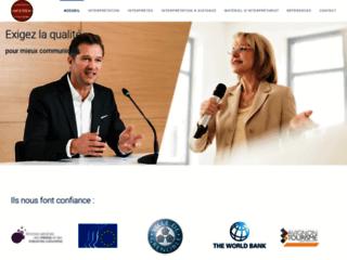 Détails : Agence d'interprétariat LOIODICE Conférence Système