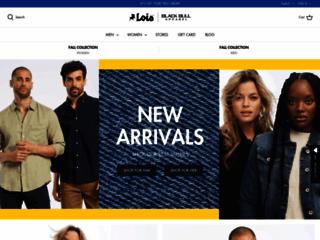 Jeans pour hommes et femmes Canada - acheter jeans Québec