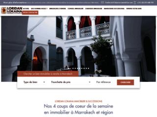 Détails : acheter villa marrakech