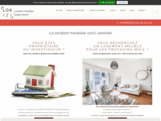 Détails : LOKIZI - Expert de la location meublée longue durée