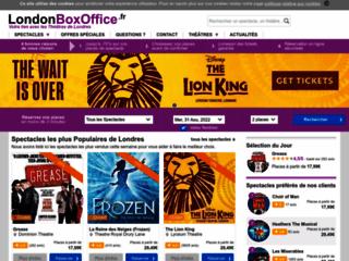 Détails : London Box Office