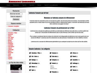 Détails : LOOKMOICA est un annuaire internet gratuit pour la pulpe Seo