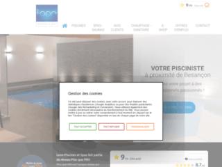 Loon Piscines & Spas, magasin de piscines à Pirey