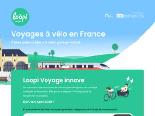 Loopi voyage - Séjours et voyages à vélo en France