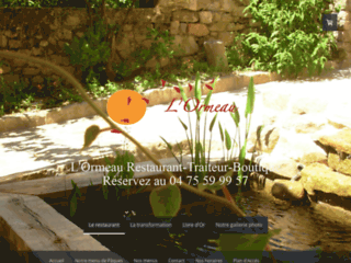 L'Ormeau - Restaurant Traiteur