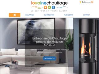 Lorraine Chauffage, spécialiste en chauffage près de Metz