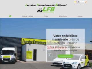 Lorraine Fermetures du Bâtiment à Marly pour la pose de fenêtres et volets