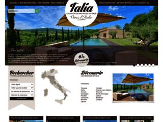 Détails : Louer en Italie