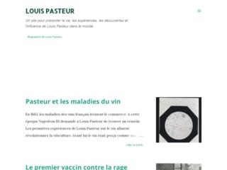 Détails : Qui est Louis Pasteur ?