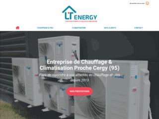 LT Energy à Saint-Ouen-l'Aumône