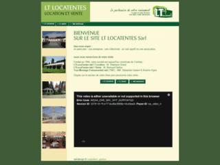 LT Locatentes Sàrl - votre entreprise pour la location de tentes