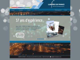 Lumières de France - éclairage public