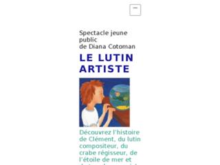 Le lutin artiste, opéra pour enfants