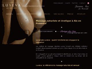 Le massage naturiste Aix en Provence