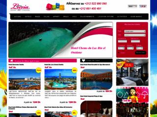Détails : reservation hotel maroc