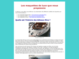 Détails : Luxury Maquettes