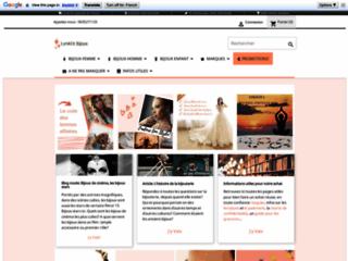 Détails : Bijoux tendance : Lyn&Or bijoux