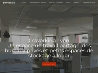 Détails : Location Coworking Lyon