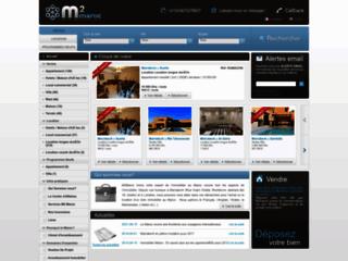 Détails : M2maroc, achat immobilier maroc