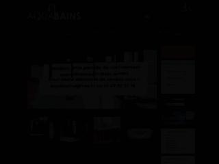 Détails : Baignoire balneo - Baignoire douche : équipements de salle de bain