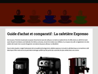 Détails : Cafetiere Expresso