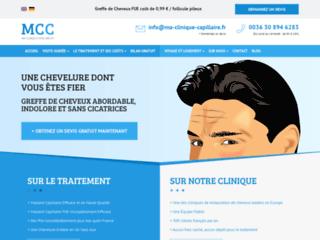 Détails : Ma Clinique Capillaire