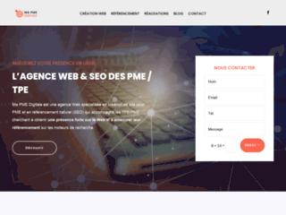 Détails : Ma PME Digitale - Agence de référencement naturel