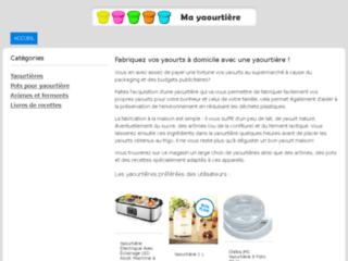 Ma yaourtière