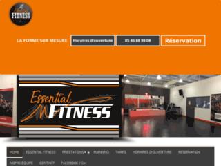 Détails : Salle de sport Tonnay Charente.